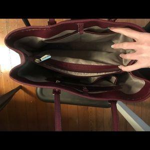 Michael Kors Bags - Maroon Michael Kors Purse